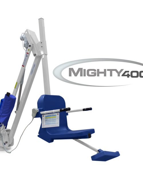 mighty 400 lift, product image with white background
